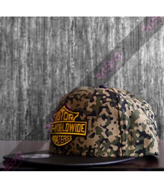 کلاه کپ Motor / کد C102