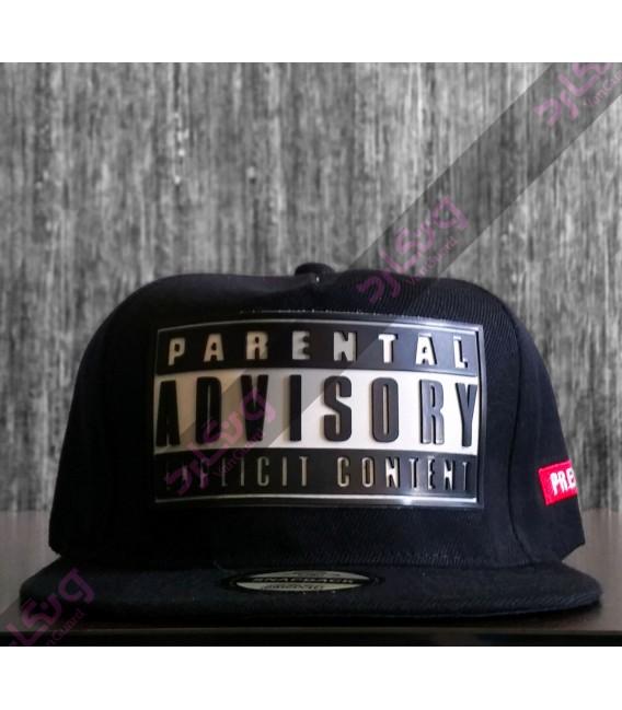 کلاه کپ Parental Advisory / کد C104