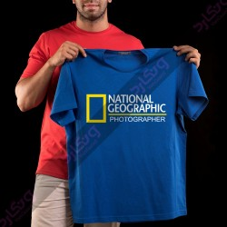 تی شرت National Geographic عکاس / TJ117