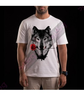 تی شرت گرگ / TA142