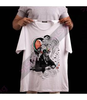 تی شرت ذهن خلاق / TA143
