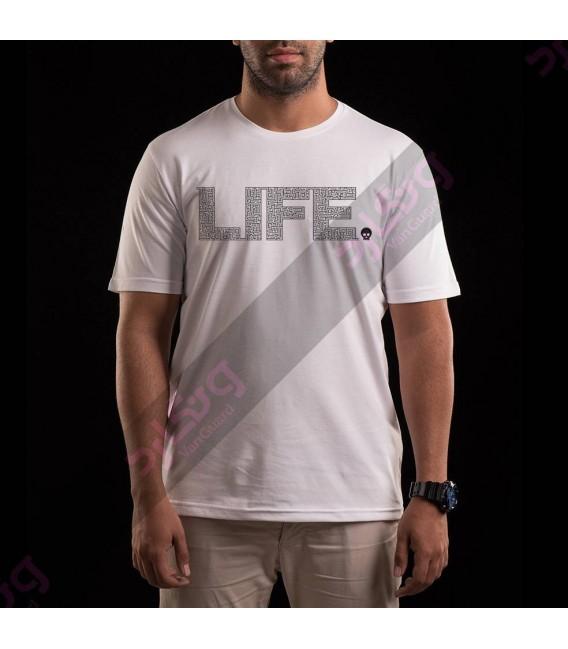 تی شرت زندگی (تولد تا مرگ) / TA146