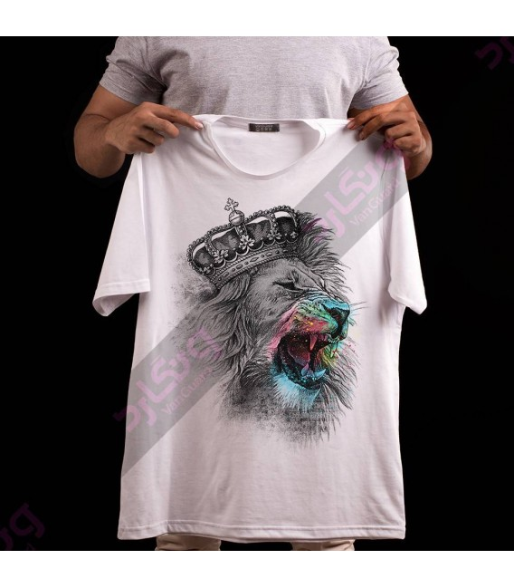 تی شرت شیرشاه / TA148