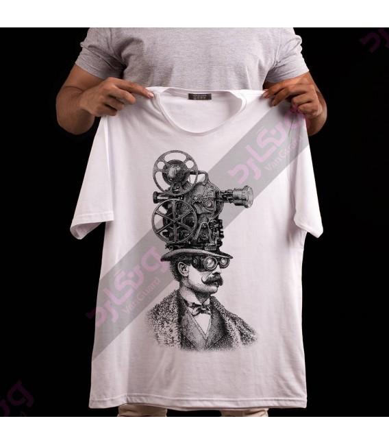 تی شرت ذهن خلاق یک تصویربردار / TA149