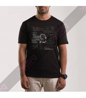 تی شرت فرمول انیشتین / TA152