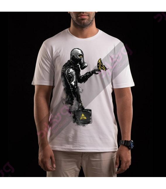 تی شرت فضانورد دریایی / TA154