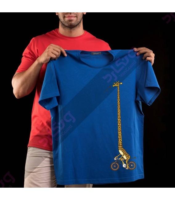 تی شرت زرافه / TA155