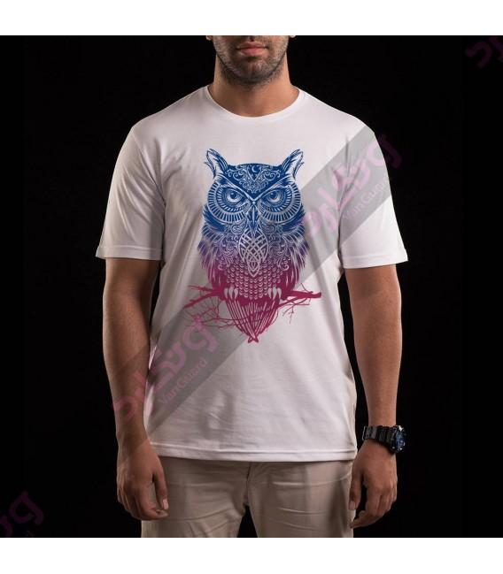 تی شرت جغد / TA158