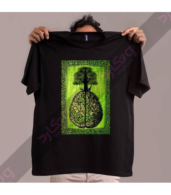تی شرت حفاظت از درختان کار عاقلان / TA164