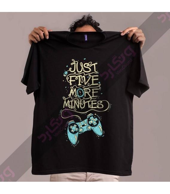 تی شرت گیم / TG101
