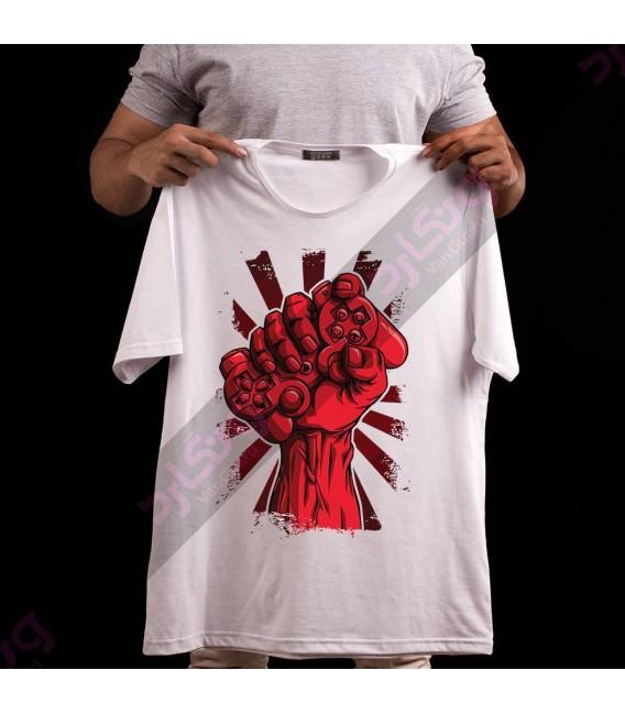 تی شرت گیم / TG105
