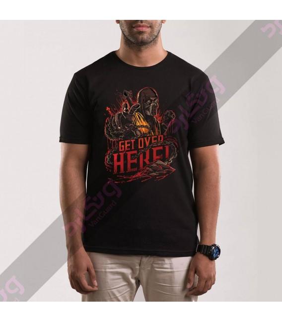 تی شرت Mortal Kombat / کد TG132