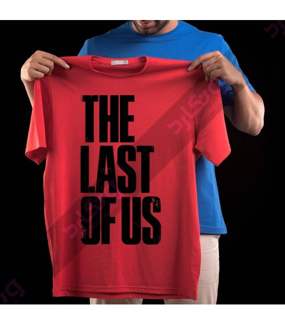 تی شرت The Last of Us / کد TG138