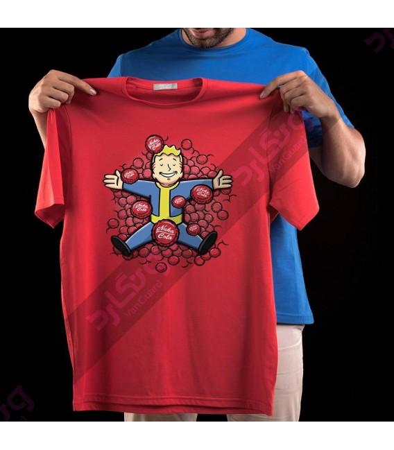 تی شرت Fallout / کد TG137