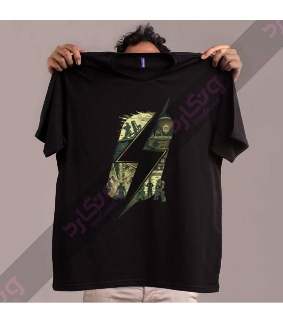 تی شرت Fallout / کد TG144