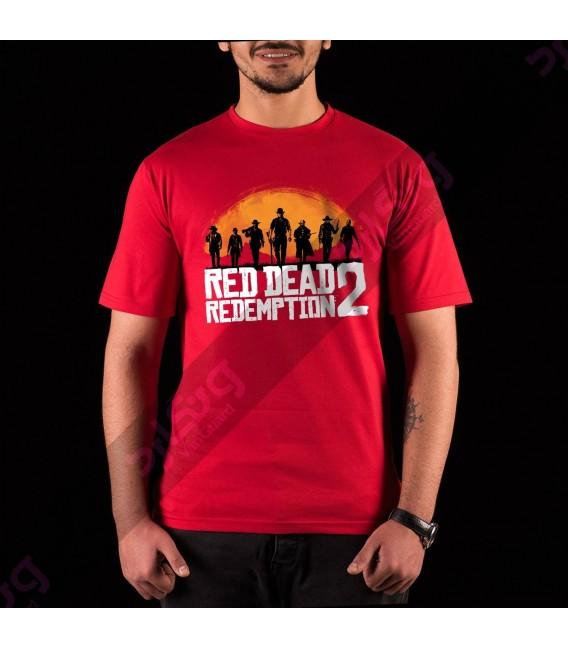 تیشرت TG145 / Red Dead Redemption
