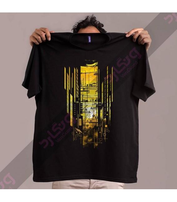 تی شرت مهندسی عمران / TJ102