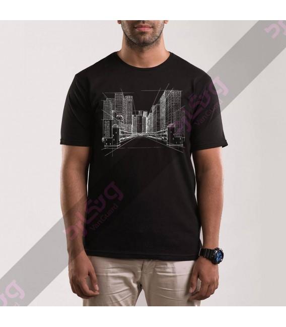 تی شرت شهرسازی / TJ104