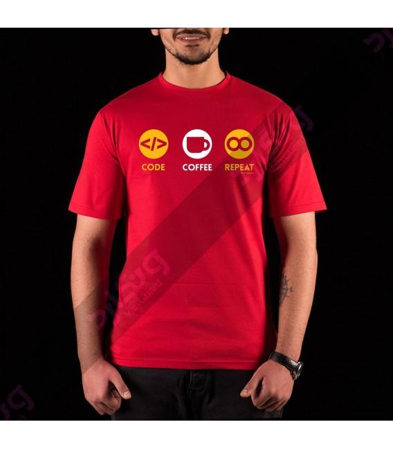 تی شرت برنامه نویسی / TJ106
