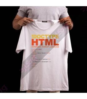 تی شرت توسعه دهنده وب / TJ108