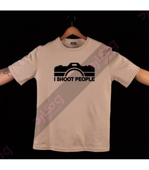 تی شرت عکاسی / TJ111
