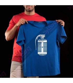تی شرت میکروفن / TM121