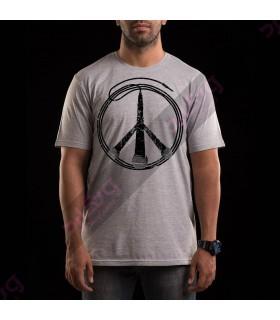 تی شرت موسیقی و صلح / TM127