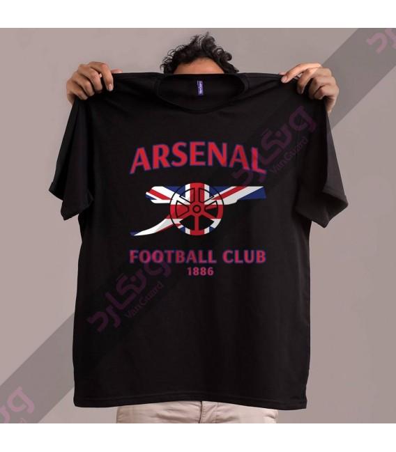 تی شرت آرسنال / TS182