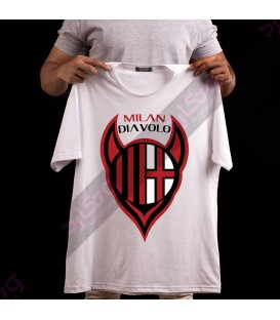 تی شرت آث میلان / TS145