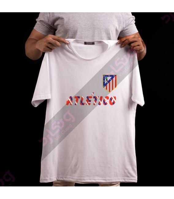 تی شرت اتلتیکو مادرید / TT301