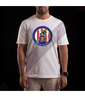 تی شرت اتلتیکو مادرید / TS304