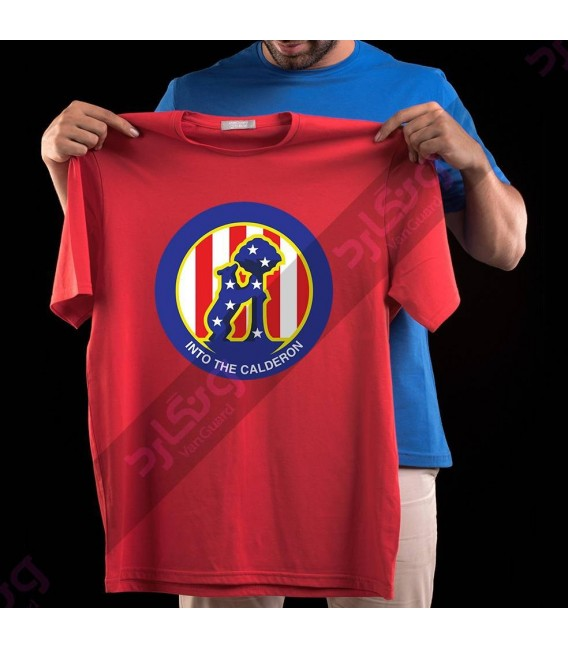 تی شرت اتلتیکو مادرید / TT304