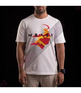 تی شرت بارسلونا / TS205