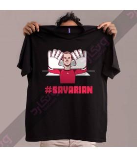 تی شرت بایرن مونیخ / TS157