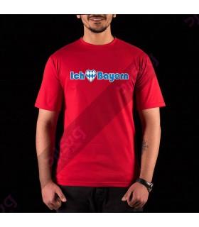 تی شرت بایرن مونیخ / TS156