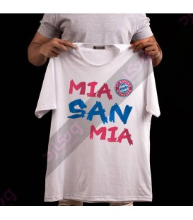 تی شرت بایرن مونیخ / TS153