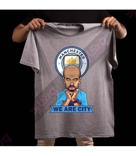 تی شرت منچسیترسیتی / TS173