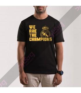 تی شرت رئال مادرید / TS140