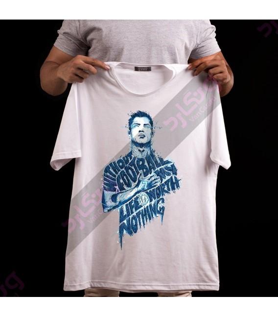 تی شرت رئال مادرید / TS168