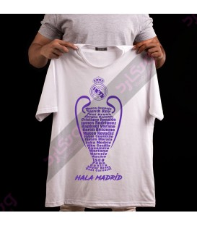 تیشرت رئال مادرید / TS302