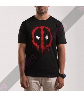 تی شرت Dead Pool / کد TT135
