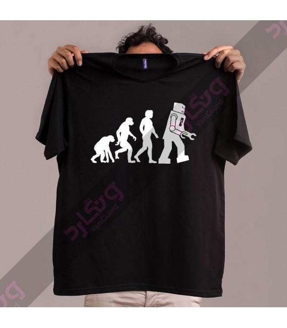 تی شرت TT138 / Big bang theory
