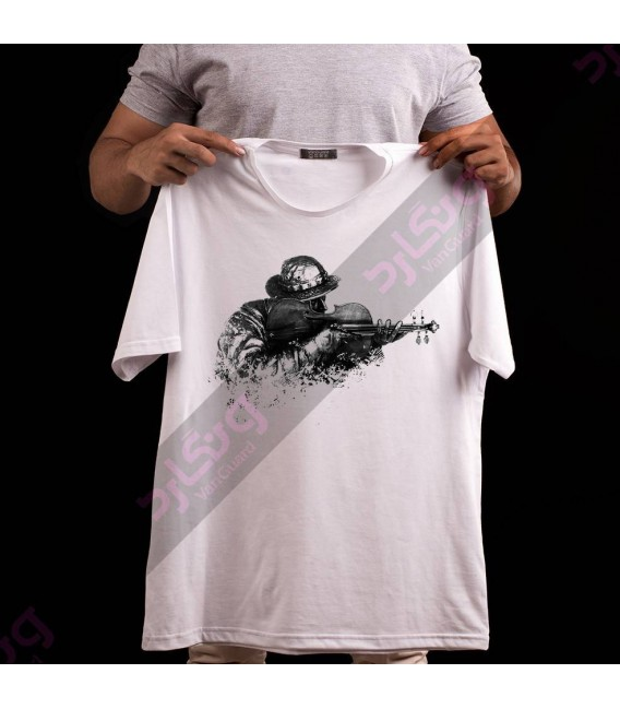 تی شرت ویولون / TM137