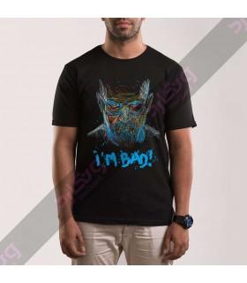تی شرت سریال بریکینگ بد / TT302