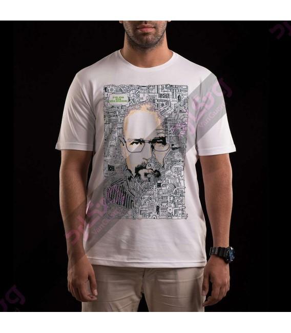 تی شرت سریال بریکینگ بد / TT308