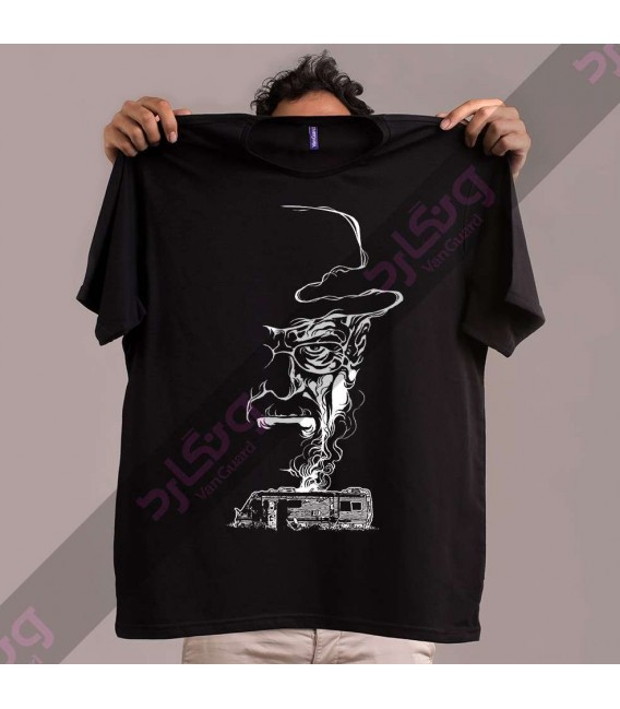 تی شرت سریال بریکینگ بد / TT306