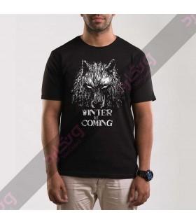 تی شرت سریال بازی تاج و تخت / TT129