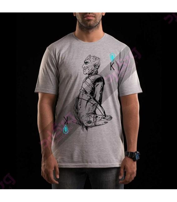 تی شرت سریال بازی تاج و تخت / TT171