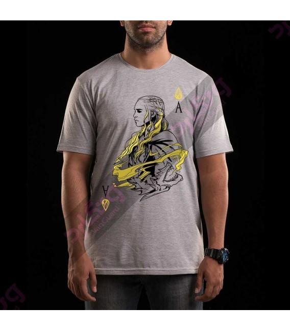 تی شرت سریال بازی تاج و تخت / TT172