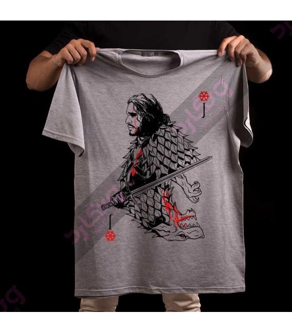 تی شرت سریال بازی تاج و تخت / TT173